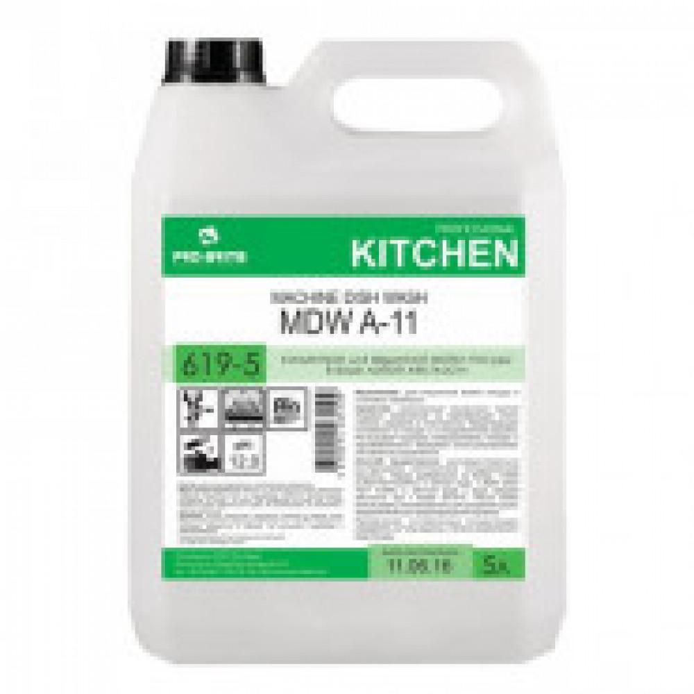 Профессиональная химия Pro-Brite MDW A-11 5 литров (619-5), моющ. д/ПММ