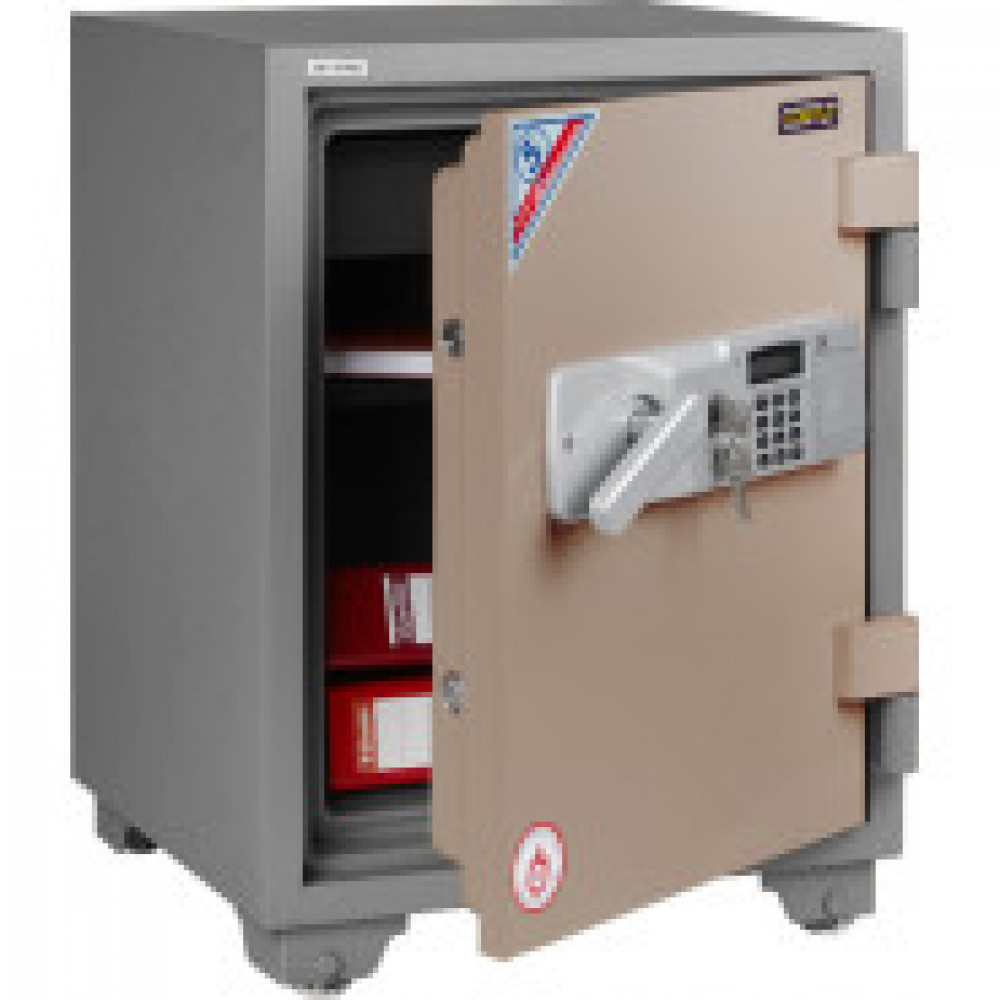 Сейф (к1) COBALT BS-T670EL огнестойкий,электрон.кодовый+ключ