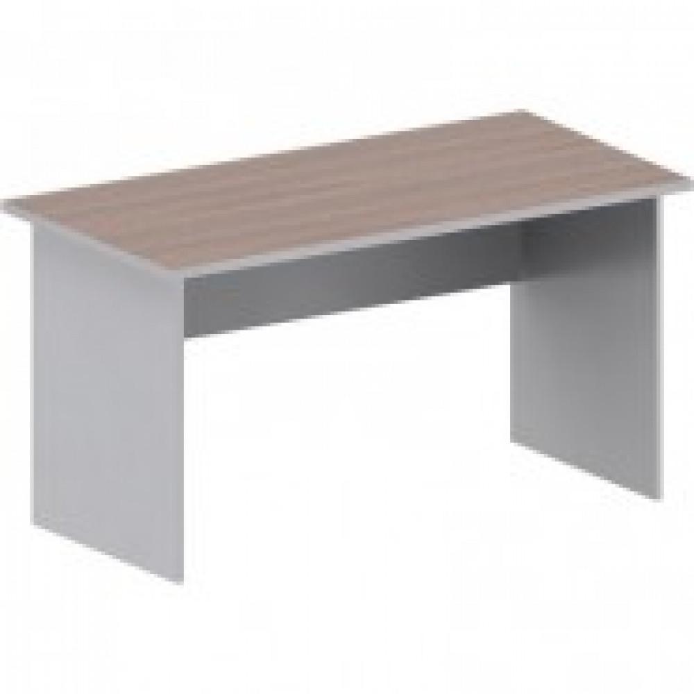 Мебель Easy St Стол 904004 т.дуб/серый (570) Ш1400