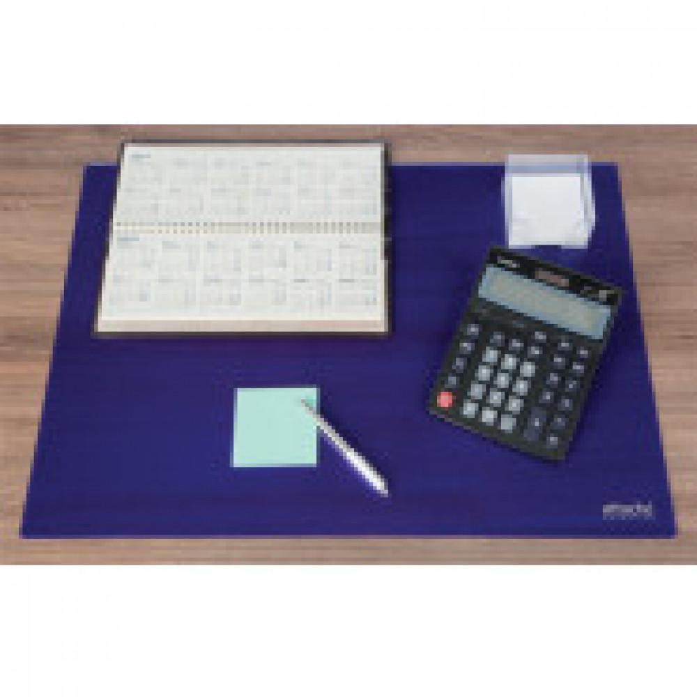 Коврик на стол Attache Selection 47,5x66см, прозрачный синий, 2808-501