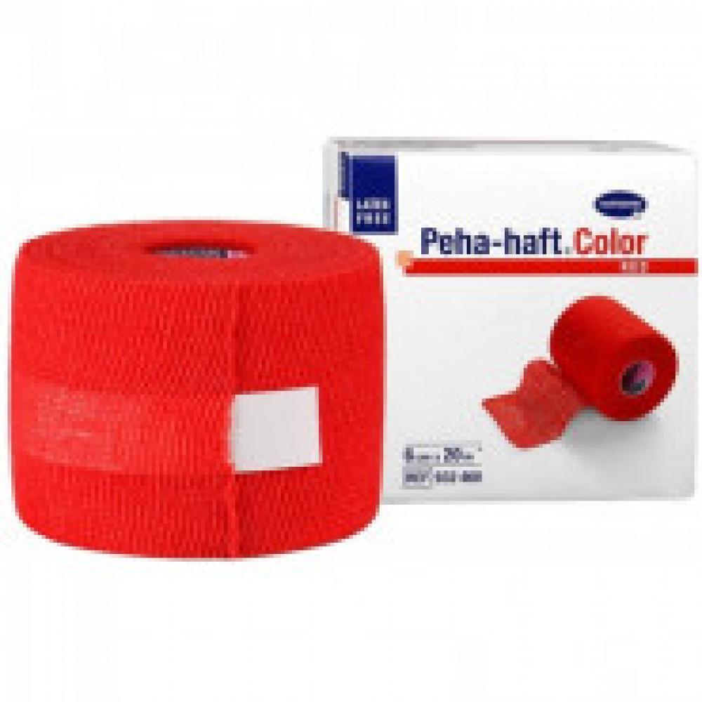 Перевяз. ср-ва Бинт самофикс эласт 20 м х 6 см красный PEHA-HAFT 9324602