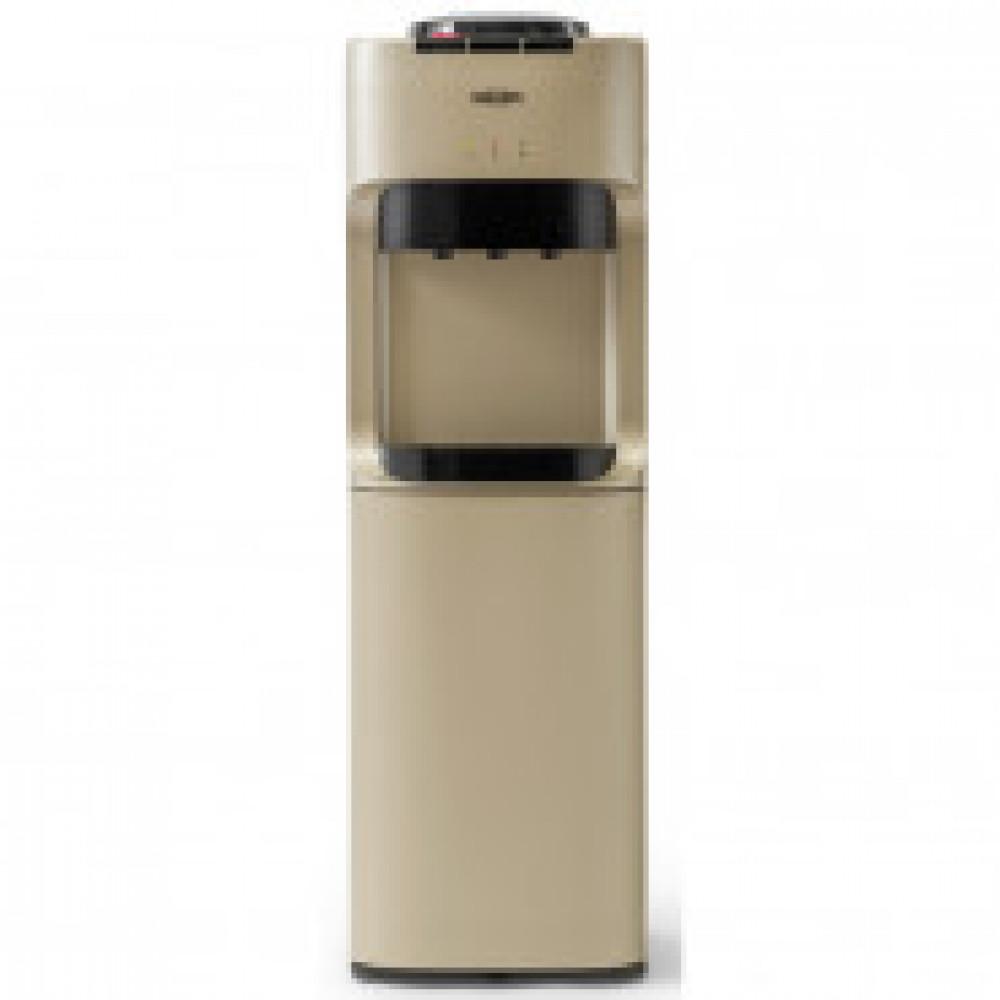Кулер VATTEN V45QKB (напольный компрессорный с холодильником, золотой)