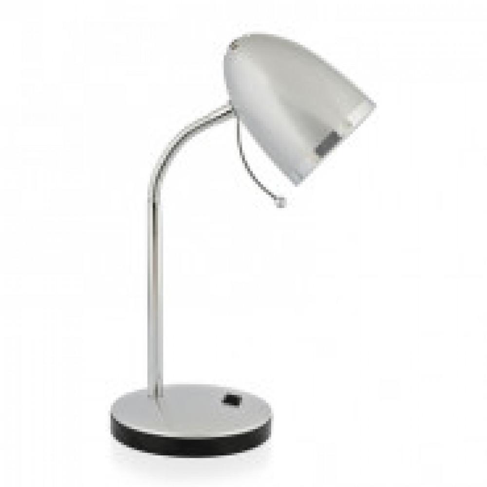 Светильник Camelion KD-308  C03 серебро E27 40W