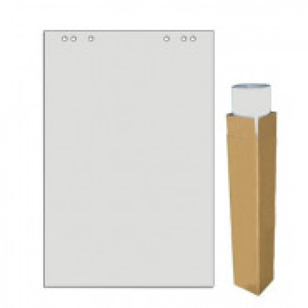 Блок бумаги д/флипчартов Attache Economy ECO 650х980 20л55-60гр.5 бл/уп