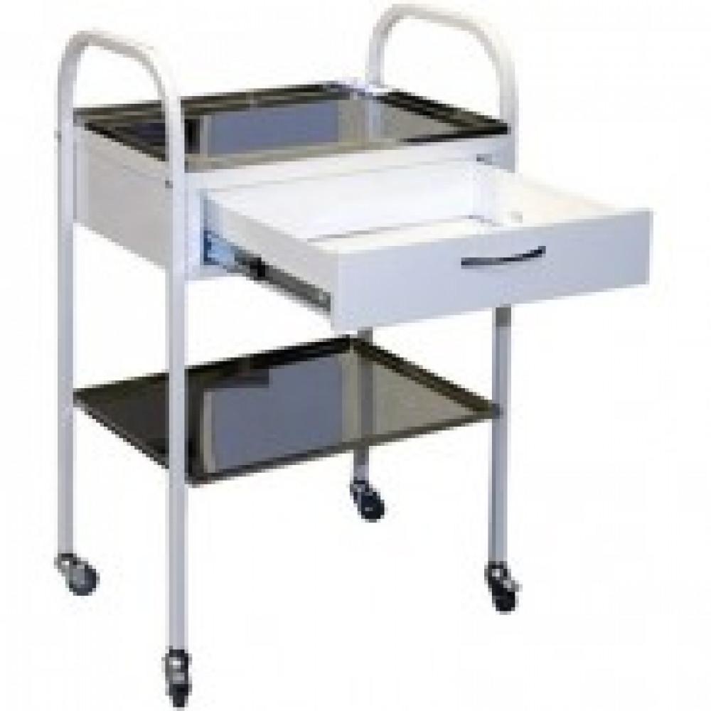 Метал.Мебель HILFE МД Стол манипуляционный SM1 , 600х430х960