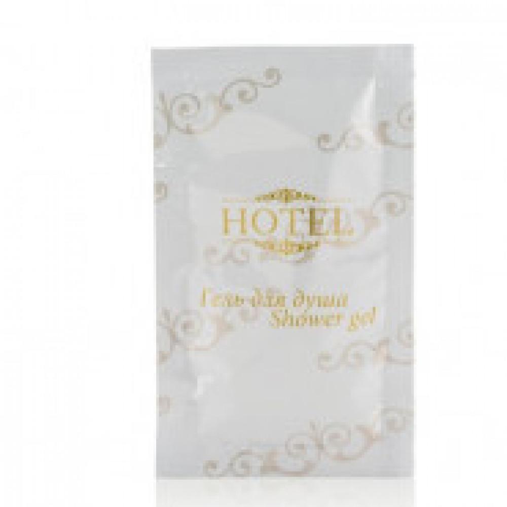 Гель для душа HOTEL Гель д/душа,саше,10мл,500шт.