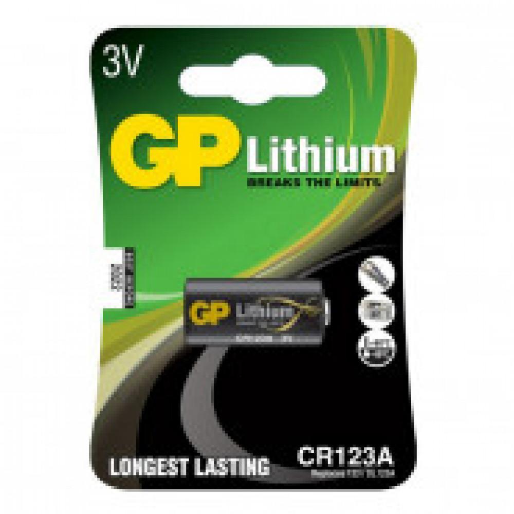 Батарейка GP CR123