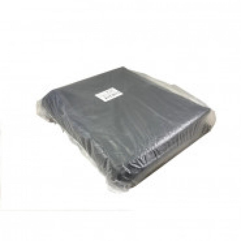 Мешки для мусора ПВД 100 х 140см, 240 л, 60 мкм, черный 50шт/уп