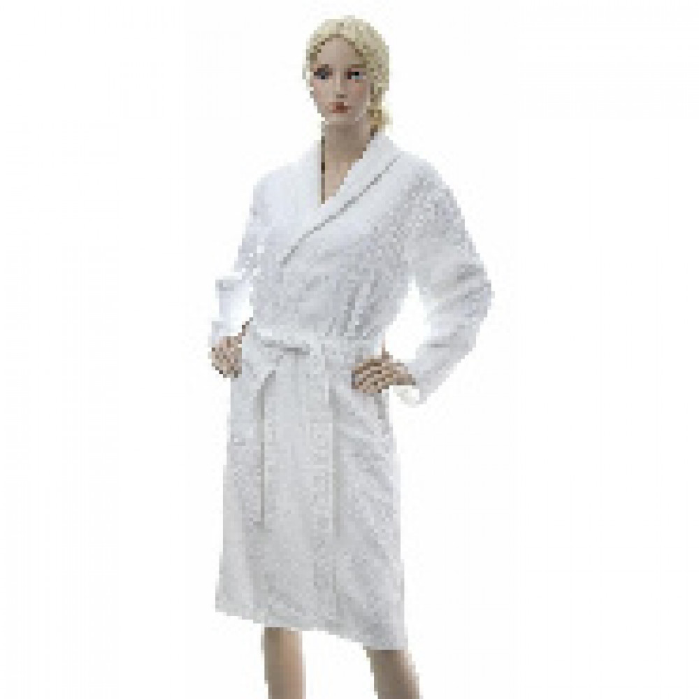 Халат Махровый Arya Otel размер ХL 350 гр/м2, белый