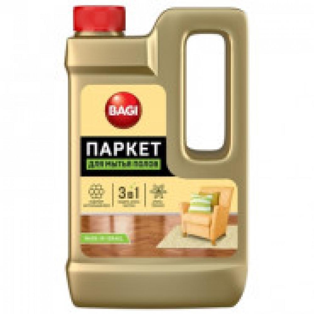 Средство для мытья пола Bagi ПАРКЕТ 550 мл
