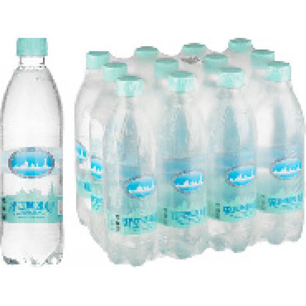 Вода Минеральная  Серафимов Дар негаз 0.5 л. пэт (12 штук в упаковке)