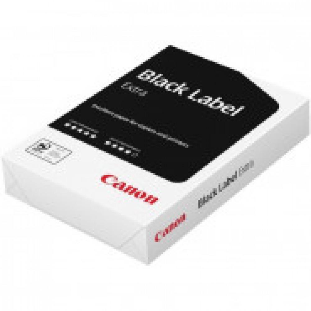 Бумага для ОфТех Canon Black Label Extra (А4,80г,162%CIE) пачка 500л.