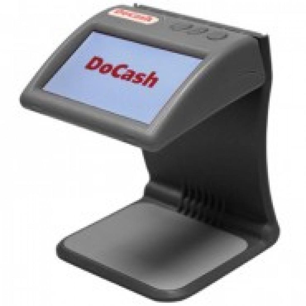 Детектор банкнот DoCash mini инфракрасный