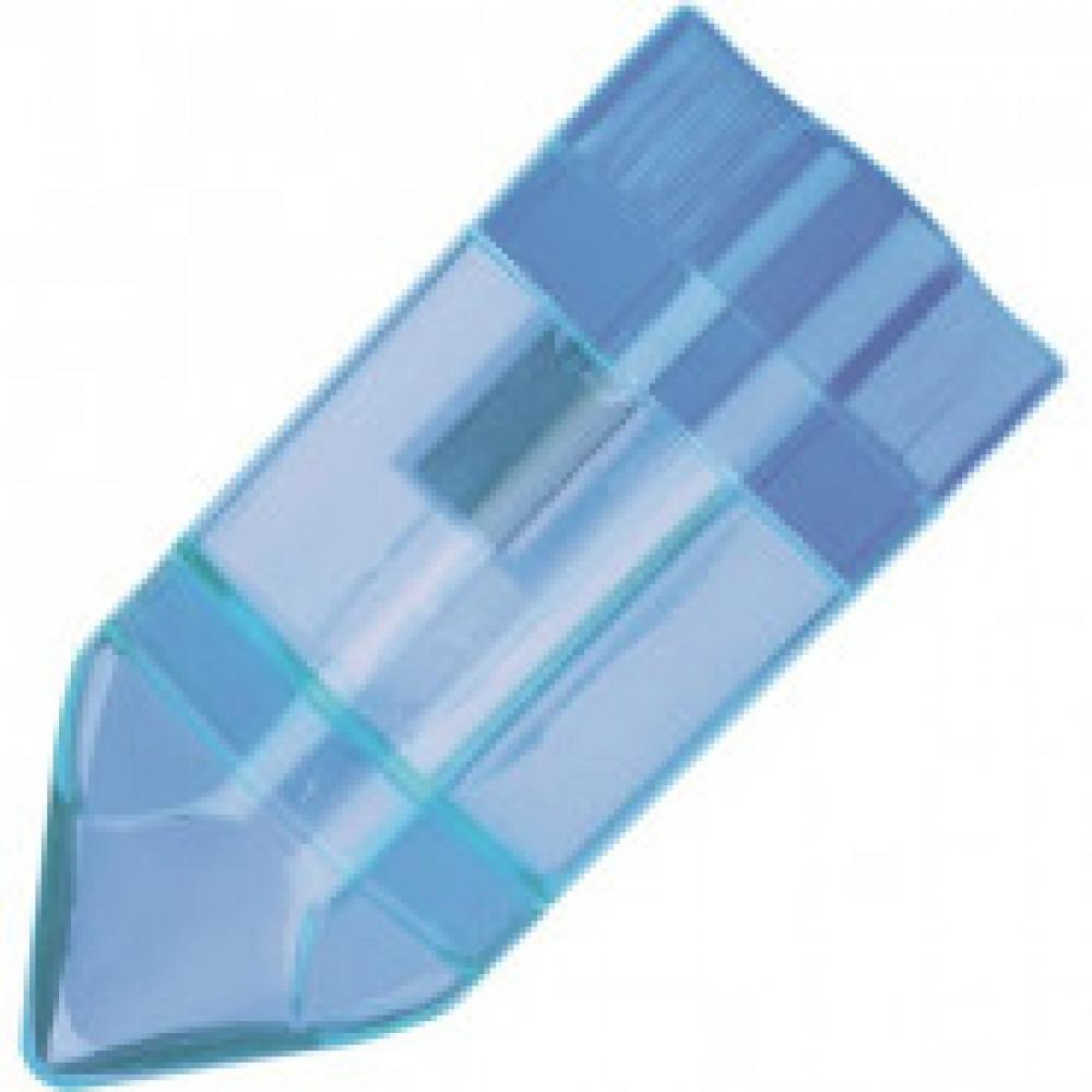 Точилка Attache Colorful! с контейнером 1отверстие с ластиком в асс