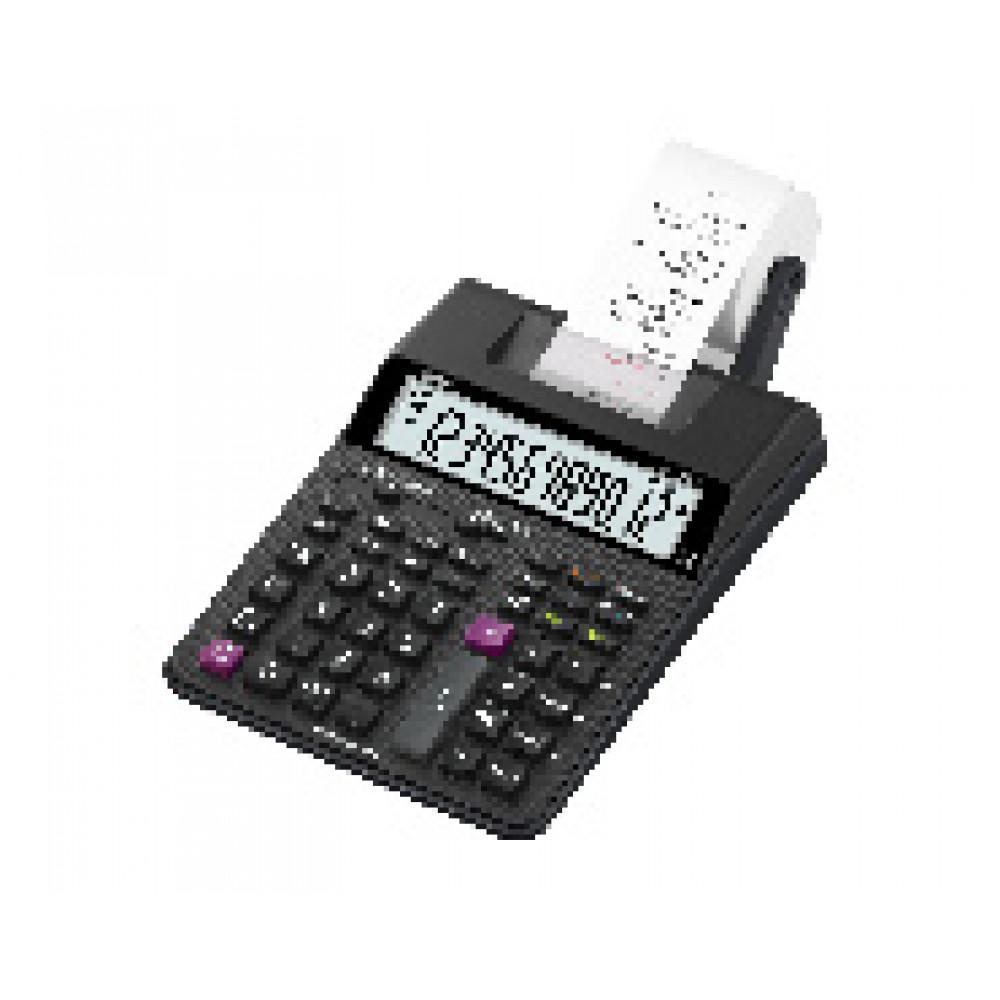 Калькулятор CASIO HR-150RCE с печатающим устройством, 12 разряд., цв.черный