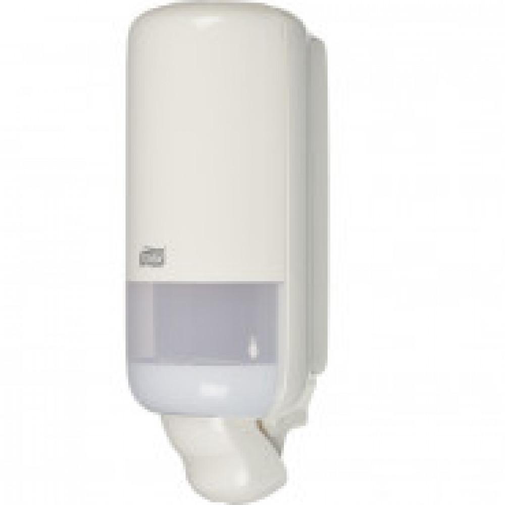 Дозатор для жидкого мыла Tork Elevation S1 1л картр168050,560000 пласт.бел