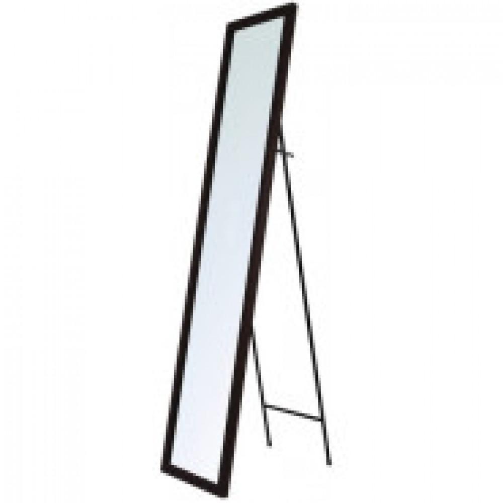 Зеркало МИР_в раме МДФ 354x24x1554 / 300x1500 (3400426.10) венге