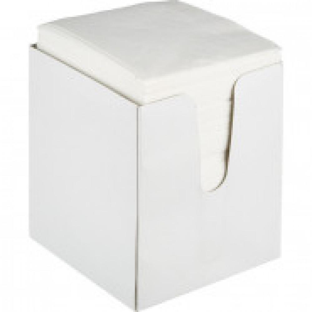 Салфетки 2-сл. 20х20 белые 200 шт./уп.в коробке С 20-02