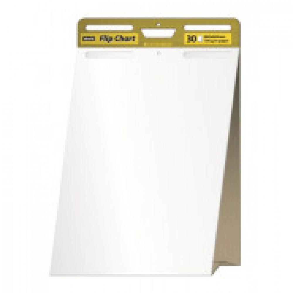 Флипчарт бумажный блок раздвижной (домик) Attache Selection A2