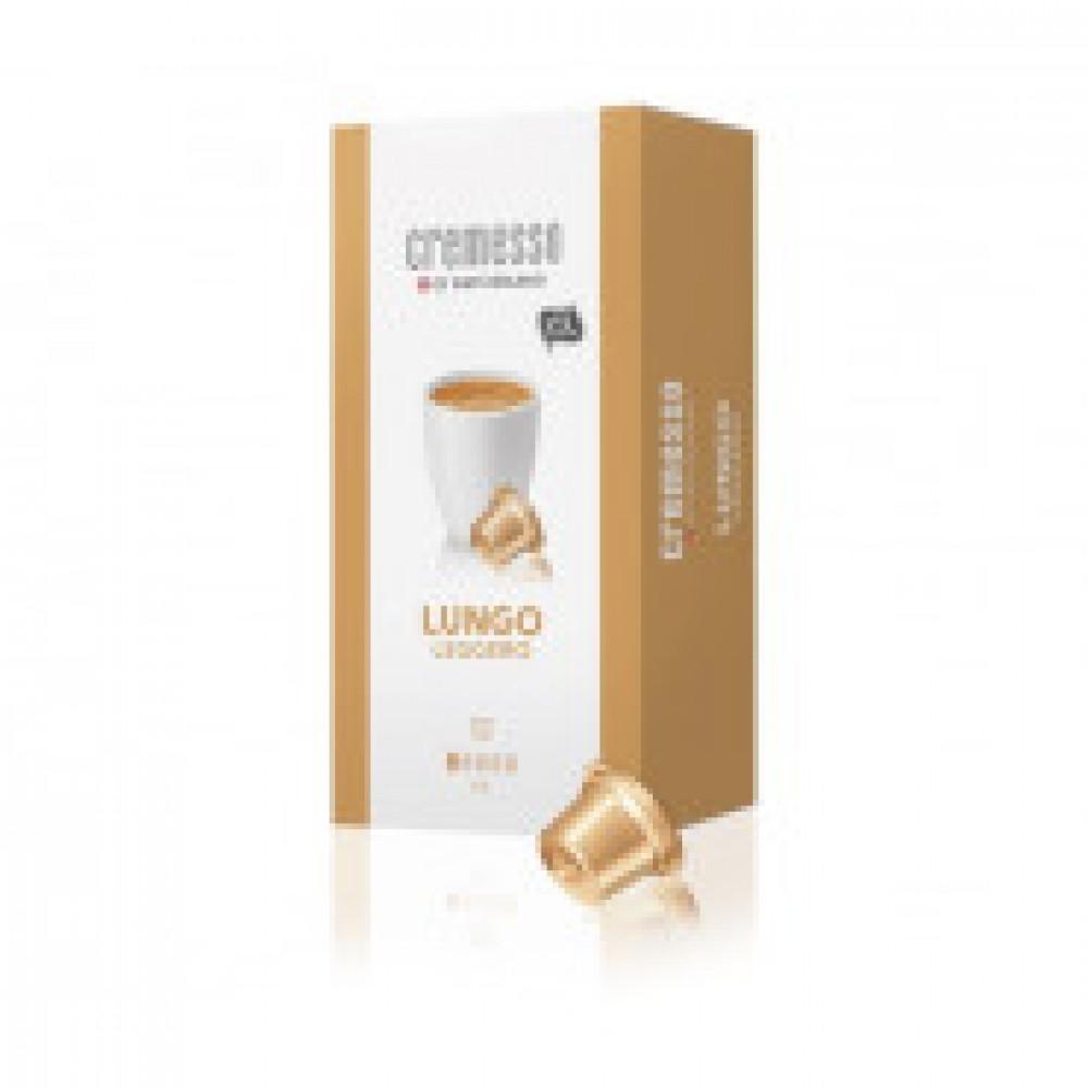 Капсулы для кофемашин Cremesso Leggero 16 порций