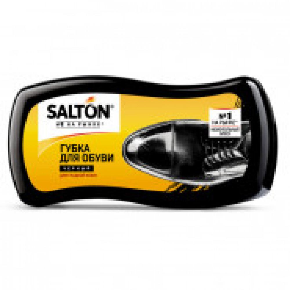 Губка для обуви Волна из гладкой кожи SALTON Черный new 262586080