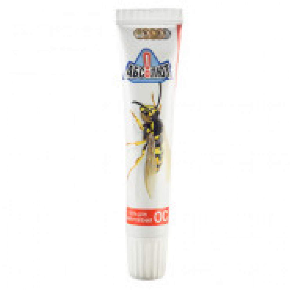Средства от насекомых гель от ос АОТ30 30гр