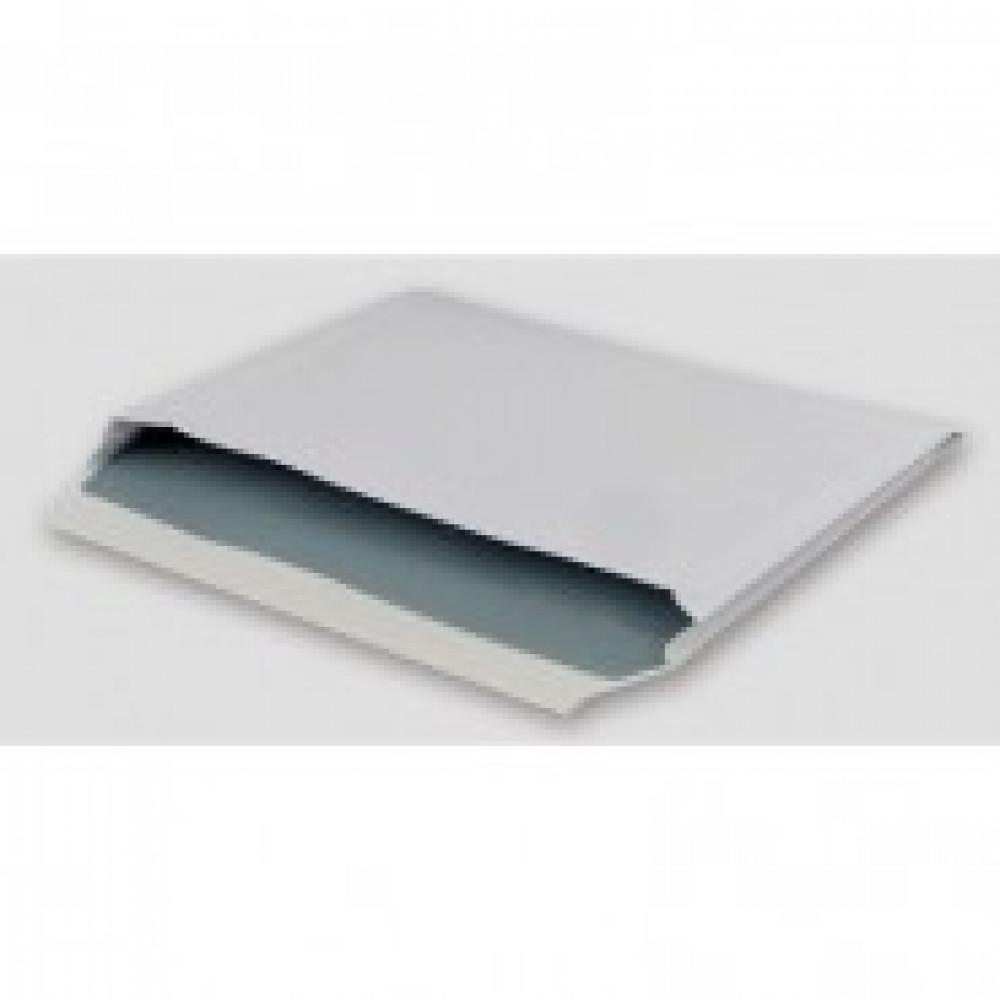 Конверт Expander В4 120 г/кв.м белый стрип с внутренней запечаткой (25 штук в упаковке)