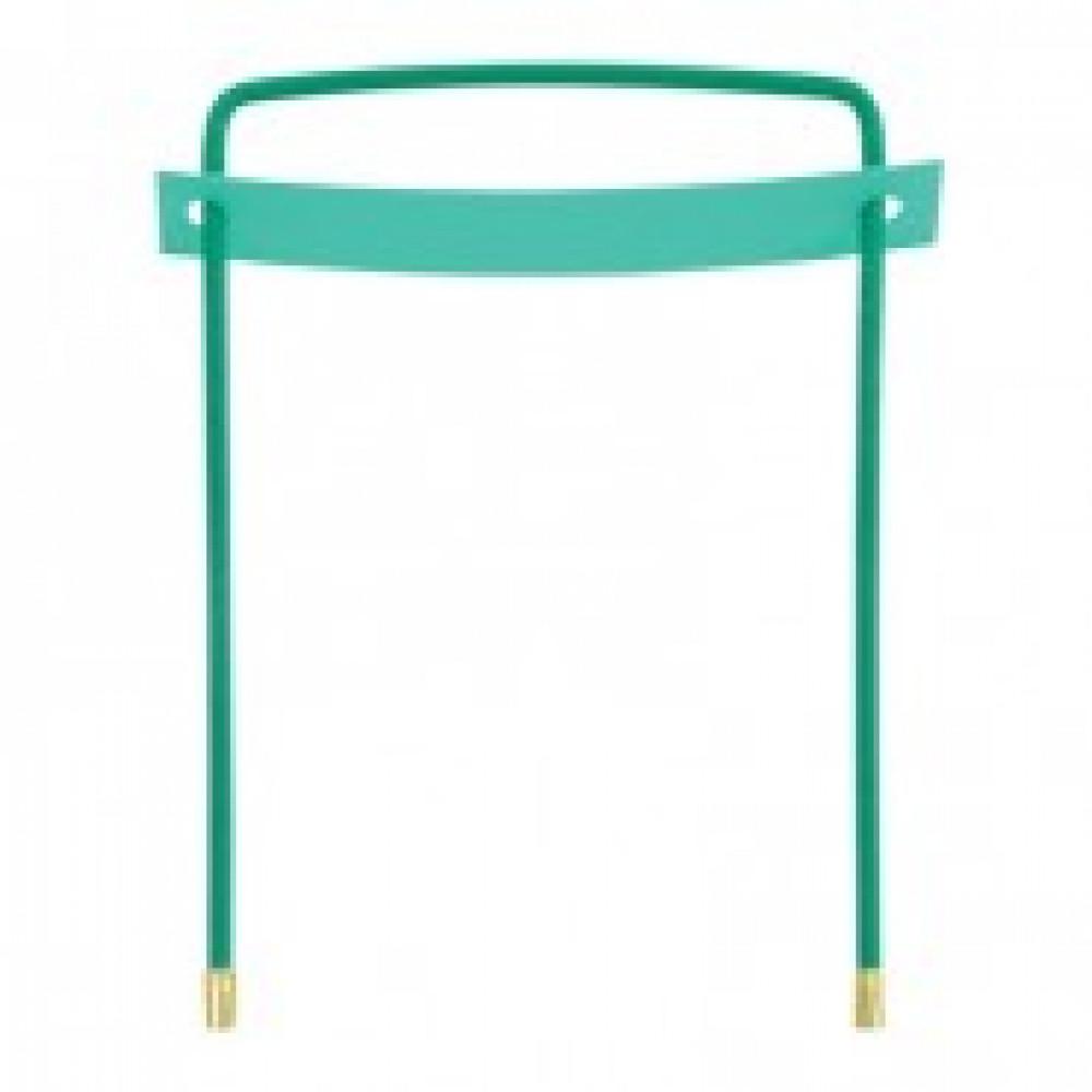 Механизм для скоросшивателя разъемный Attache металл/пластик,10 шт.,зеленый