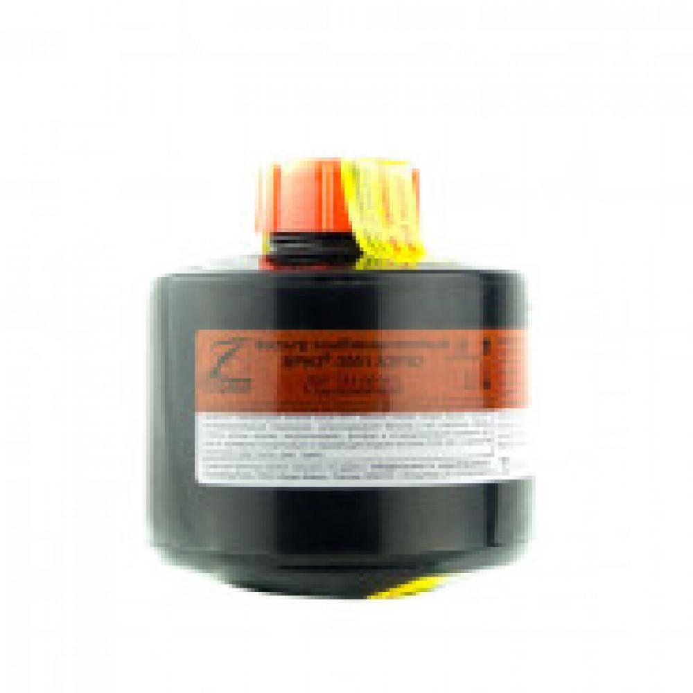 Патрон противогазовый БРИЗ-КАМА Бриз-3001 А2Р3D органические газы аэрозоли