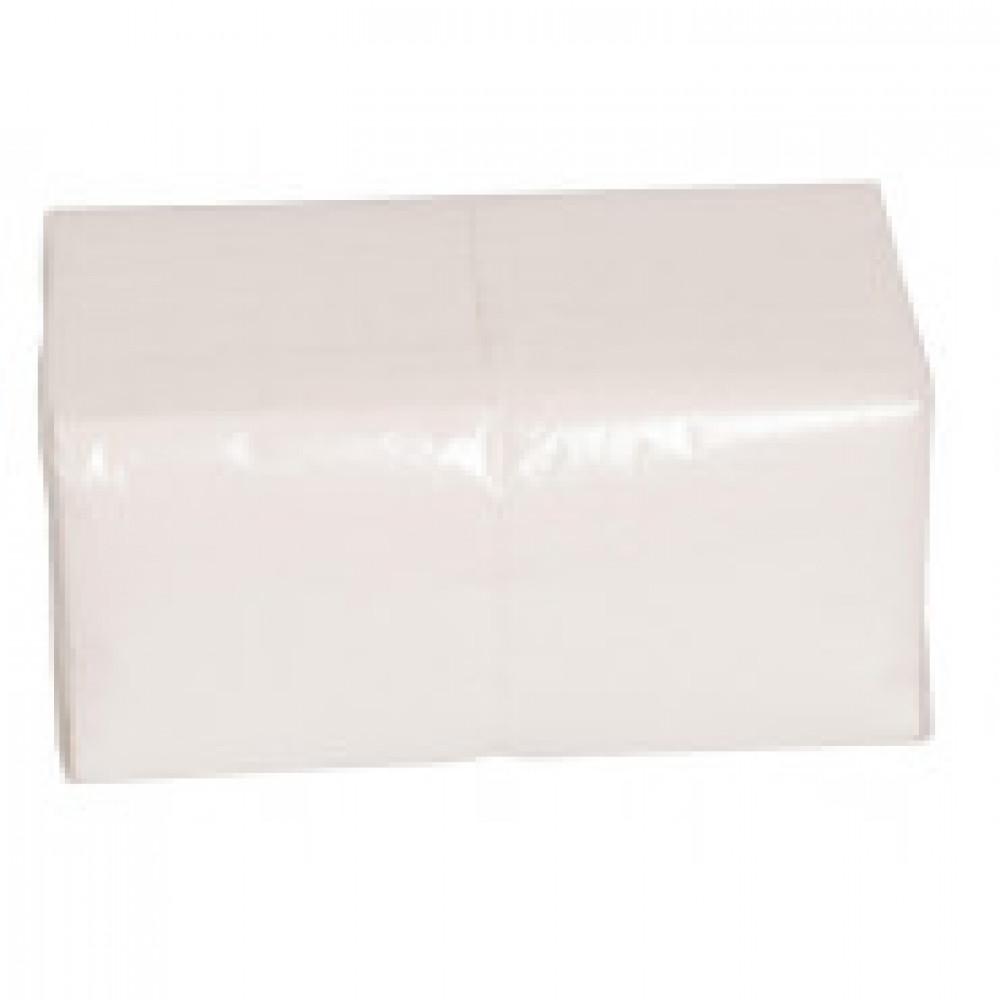Салфетки BIG PACK 1сл.24х24 белые 600шт./уп.