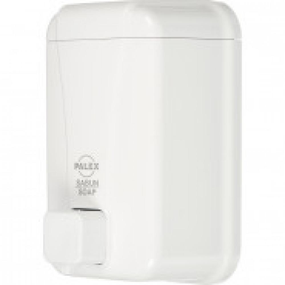 Дозатор для жидкого мыла Palex 3420-0 пластик белый 500 мл