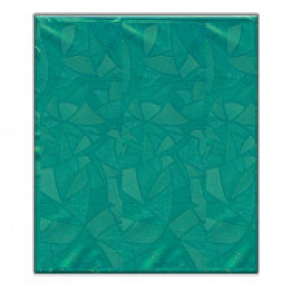 Скатерть ПВХ 120*180см, зеленая
