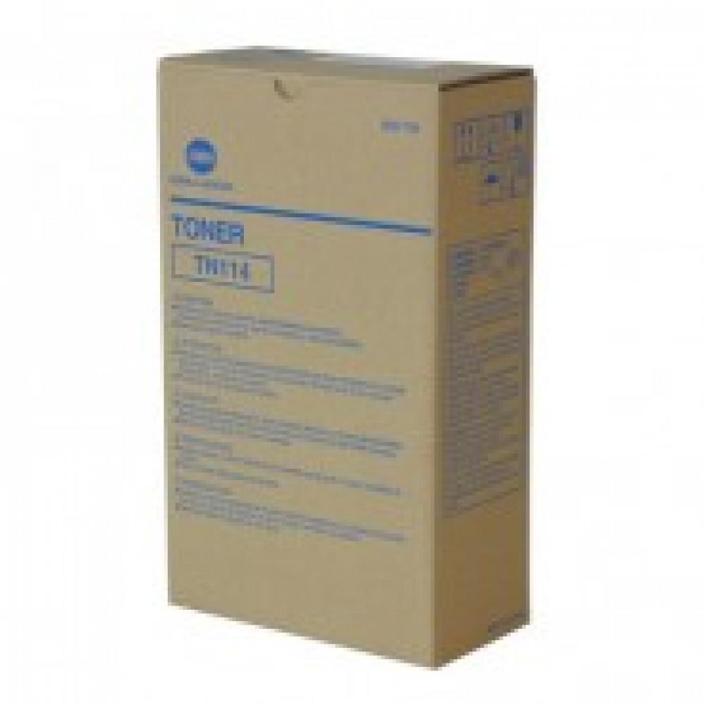 Konica Minolta TN-114 чер. для bizhub 152/183/211 (8937784)