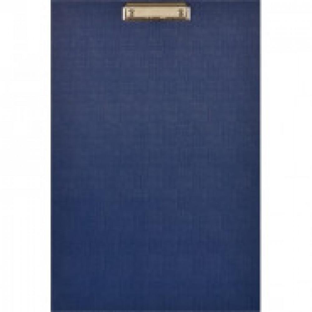 Папка-планшет с зажимом Attache А3 синяя