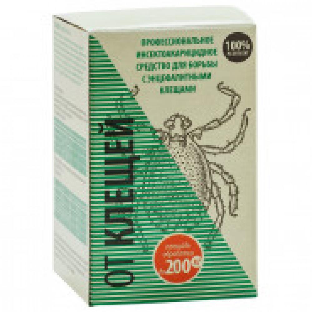 Средства от насекомых концентрат От клещей ОКЛ50К 50мл для обраб участка
