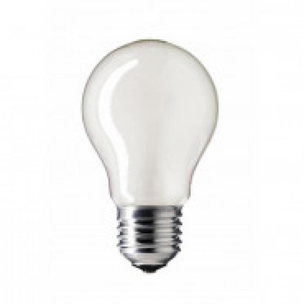 Лампа накаливания PILA Stan 75W E27 230V Груша матовая   10шт. в уп.