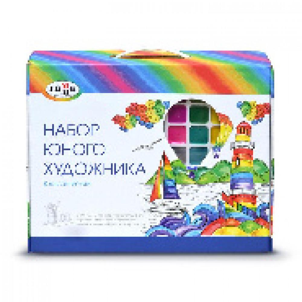Набор юного художника Гамма Классический в подарочной коробке, УК042527