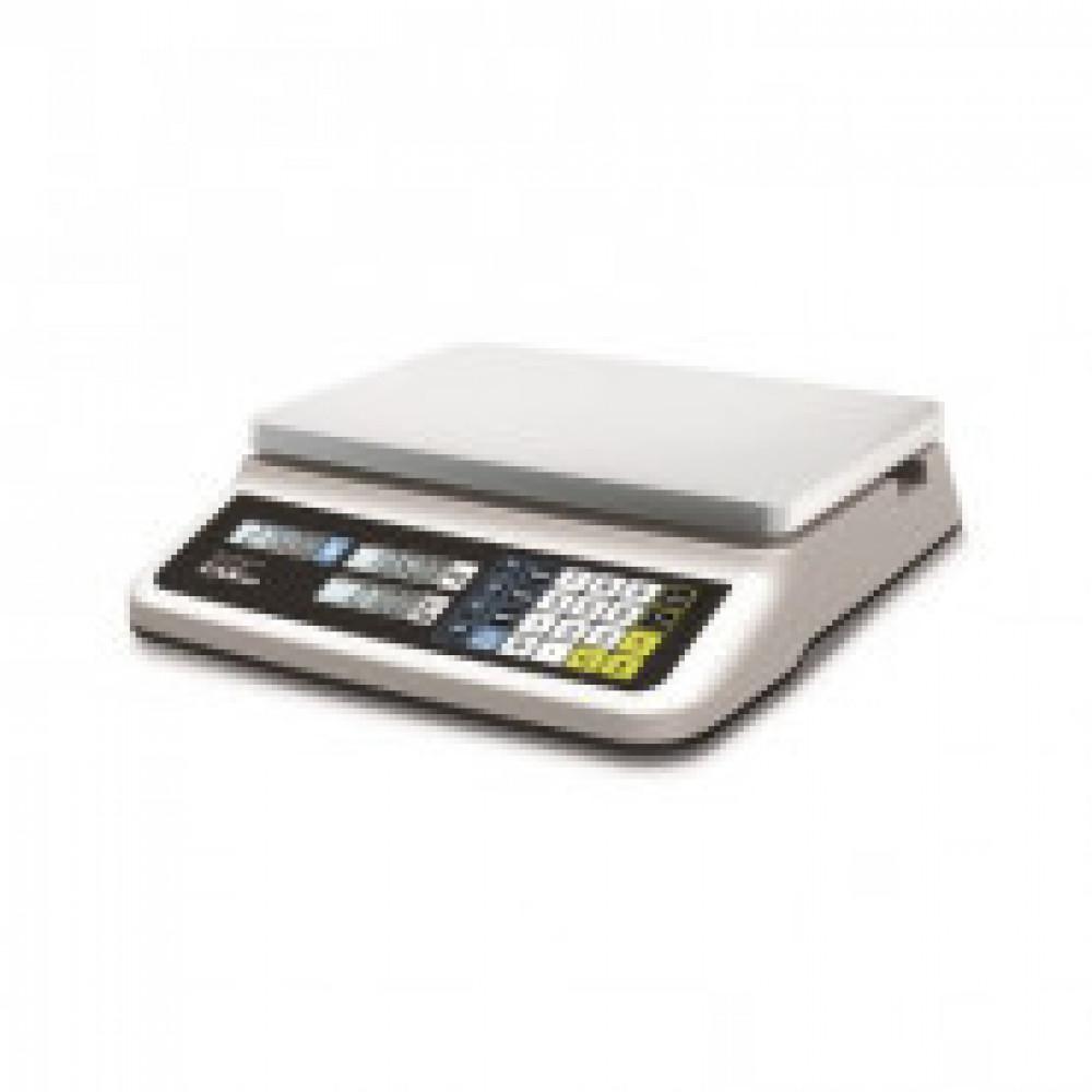 Весы торговые PR-15B LCD (до 15кг) без стойки