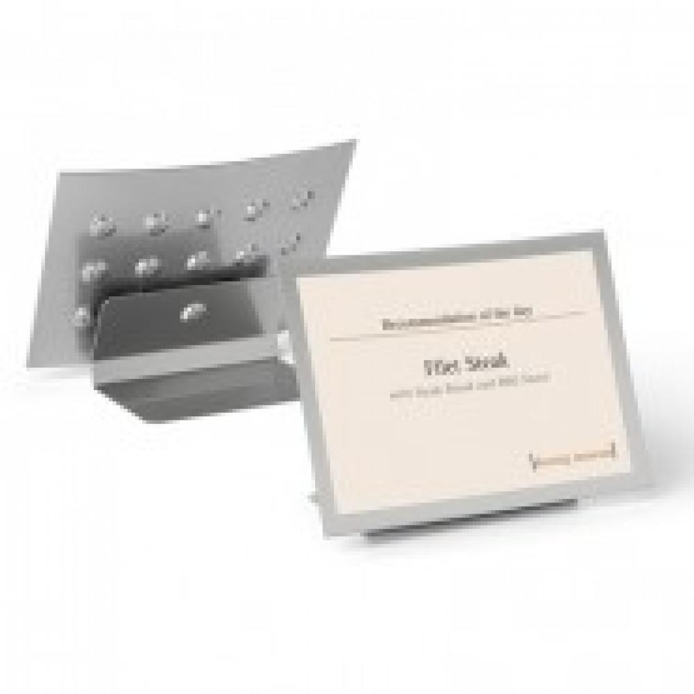 Информационная табличка настольная А4 (210x297 мм) Durable