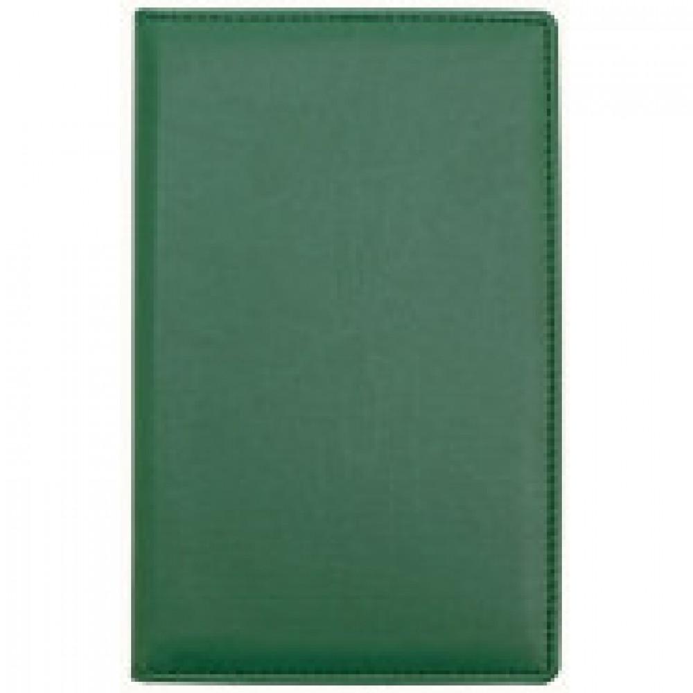 Визитница настольная 72виз,зеленый,к сез.набору,А5,133х202мм,ATTACHE Вива