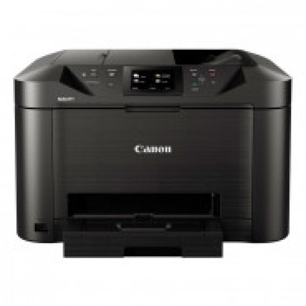 Многофункциональное устройство Canon MAXIFY MB5140  (0960C007) A4