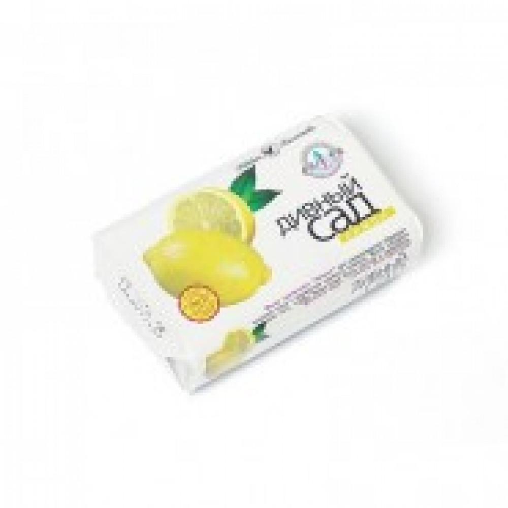 Мыло туалетное 90г ДИВНЫЙ САД Лимон