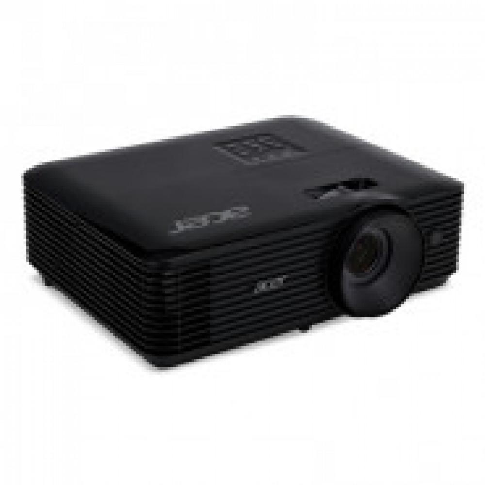Проектор Acer X118, DLP 3D, SVGA, 3600 lm, 20000/1, 2.5kg
