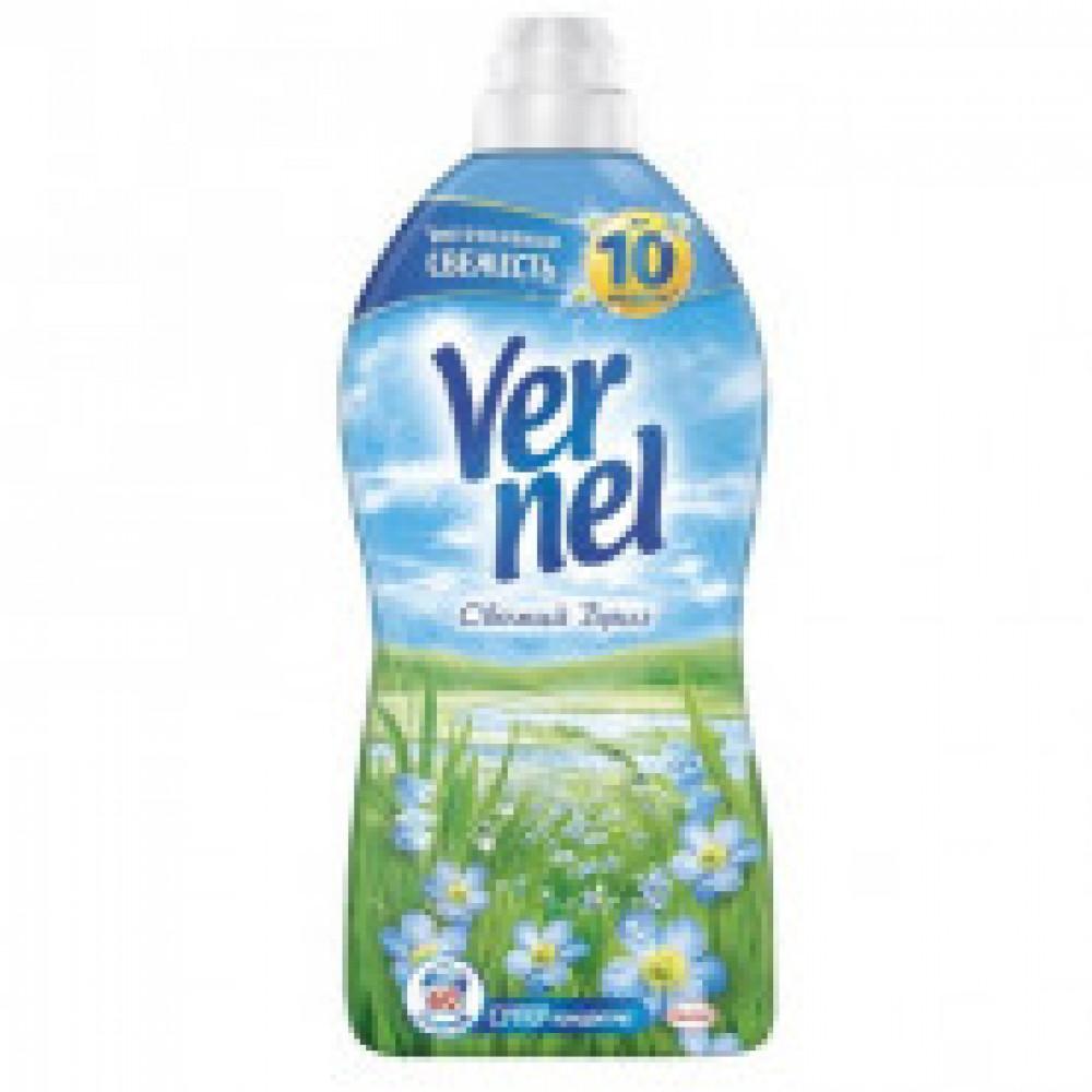 Кондиционер для белья Vernel Свежий бриз 1,82л