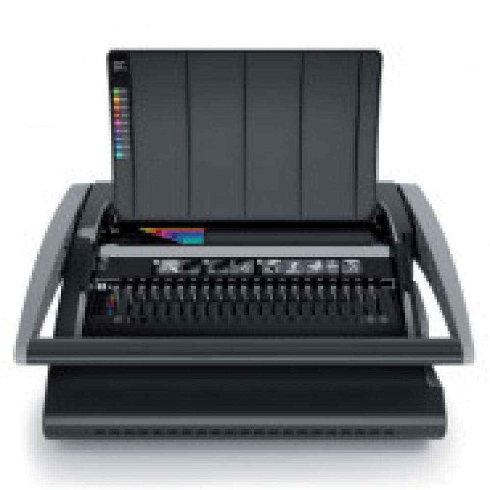 Брошюровщик GBC CombBind C210, А4, до25л./до450л., пл.пруж.