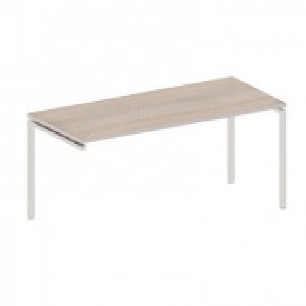 Мебель Easy T Стол лев(68,60,62,71) св.дуб(430/720) Ш1600