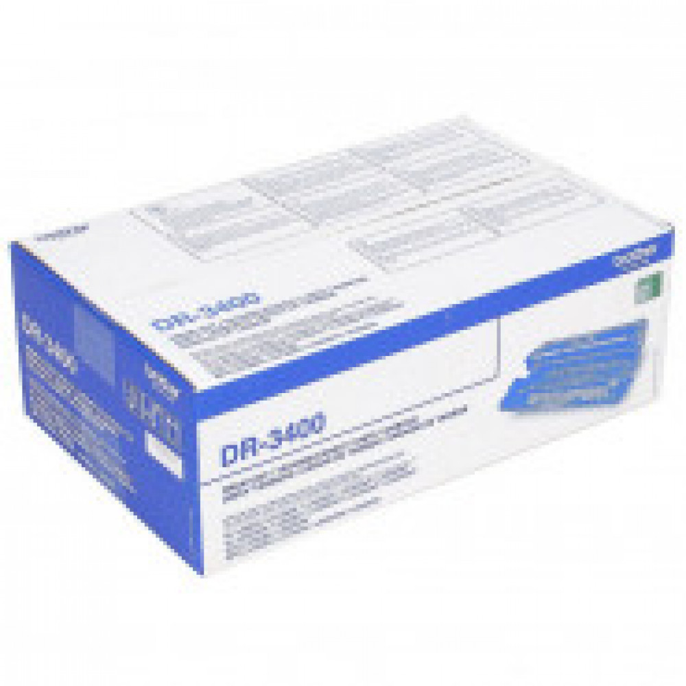 Драм-картридж Brother DR-3400 (DR3400) для HL-L5000/DCP-L5500/MFC-L6800