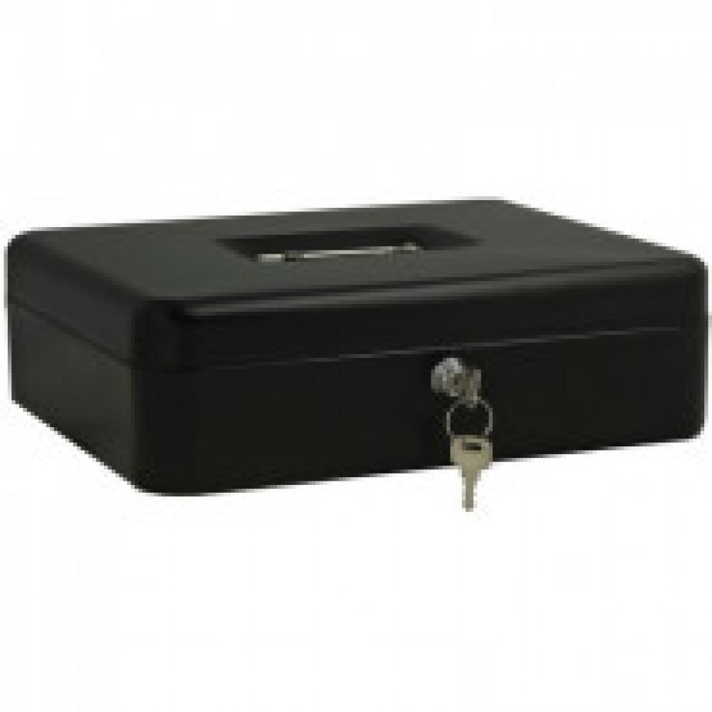 Кэшбокс ONIX МВ-4, ключ, черный, 300х240х90
