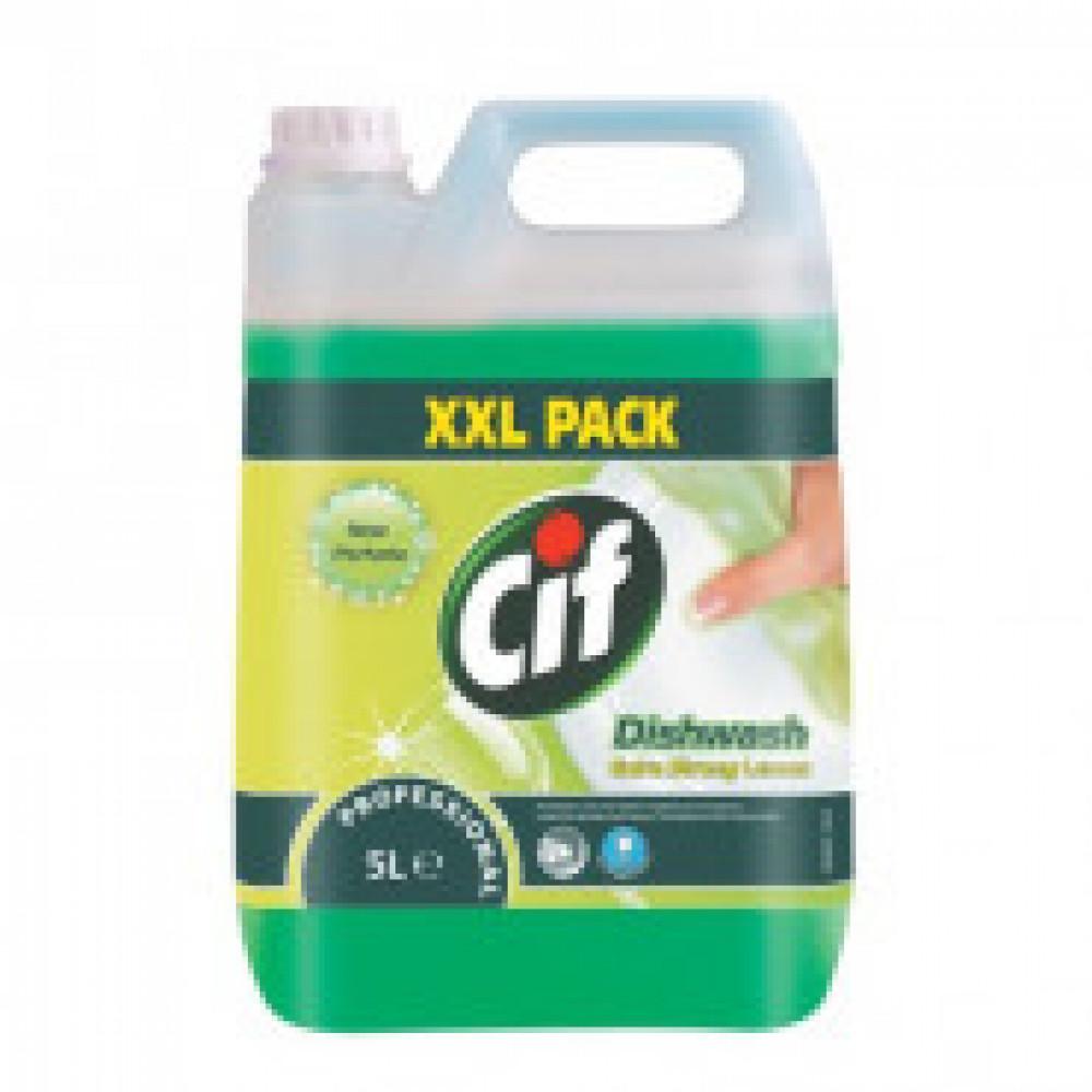 Средство для мытья посуды Cif 5л
