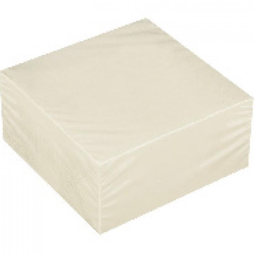 Блок-кубик Attache куб 76х76, пастельно жёлтый 400 л